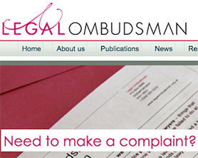 Legal Ombudsman To Handle Claims Complaints